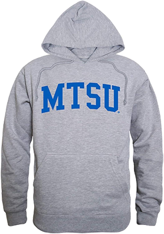 BHFC Middle Tennessee State University MTSU Blueraiders Hoodie College Sweatshirt S M L XL 2XL