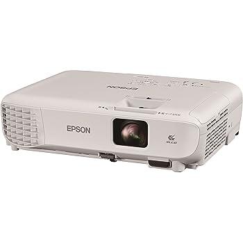 EPSON プロジェクター 3200lm SVXGA+ VGA RCA HDMI対応 EB-S05