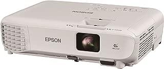 EPSON プロジェクター EB-S05 3200lm 15000:1 SVGA 2.5kg 無線LAN対応(オプション)