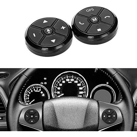 Dongmao Auto Lenkrad Controller 2 Din Kabellose Dvd Gps Navigations Musiktaste Tragbare Fernbedienungstaste Auto