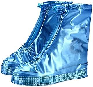 100 fundas desechables para zapatos de bota Julymall antideslizantes para interiores y exteriores duraderas para proteger suelos del hogar