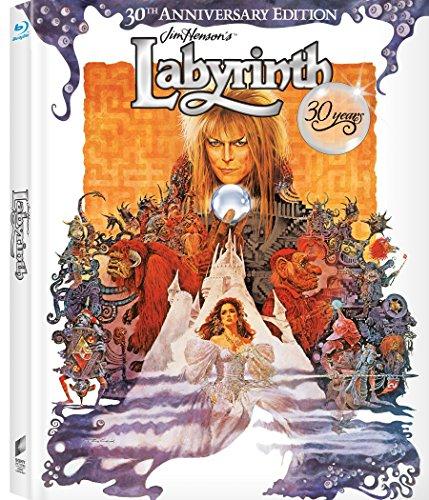 Labyrinth (30th Anniversary Edition) [Blu-ray]