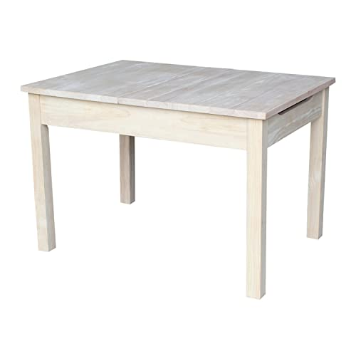Unfinished Tables Amazon Com