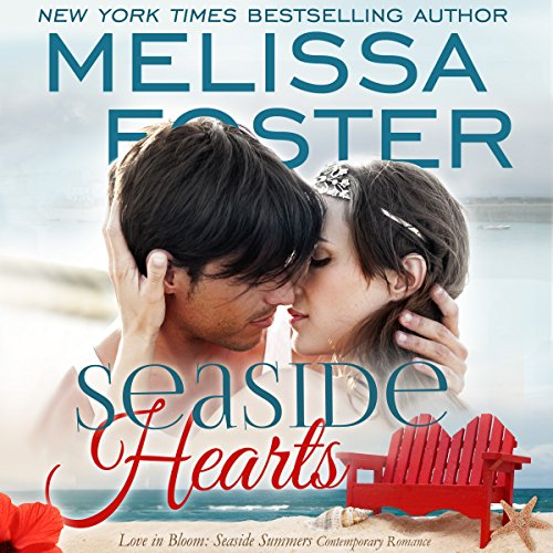 Seaside Hearts audiobook cover art