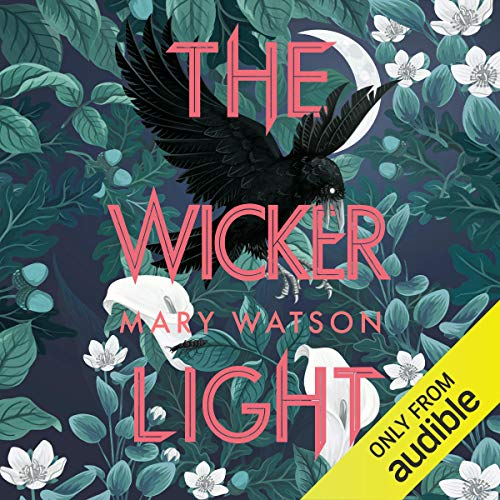 The Wickerlight audiobook cover art