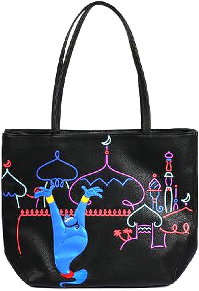 Danielle Nicole Disney Aladdin Genie Large Tote Bag