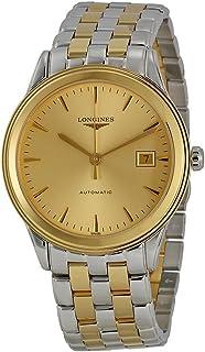 Longines Les Grandes Classiques مردانه دو رنگ خودکار شماره گیری طلای تماشای L48743327