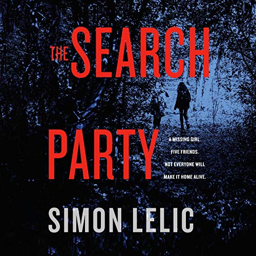 The Search Party  By  cover art