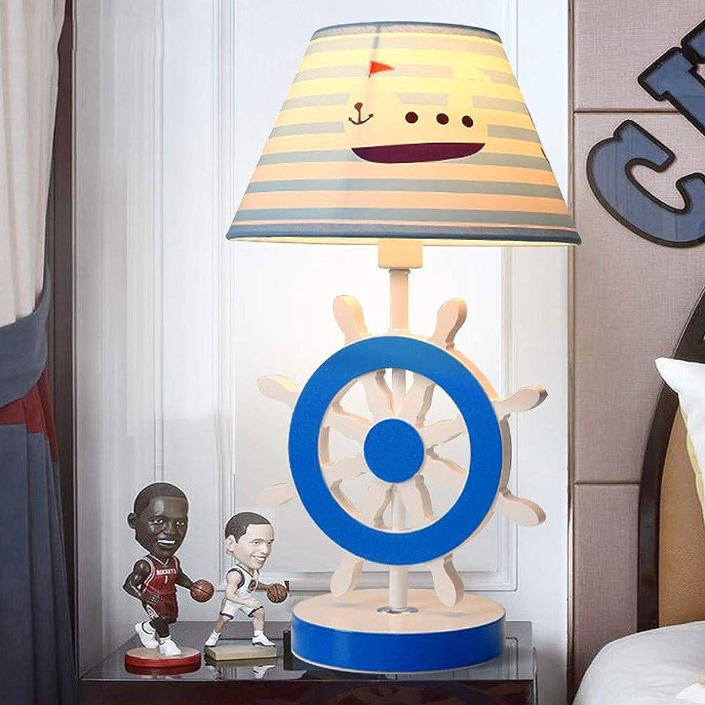 内陸フレット慢なRXY-101 子供部屋漫画アイケアリーディングテーブルランプ男性と女性の寝室研究室装飾テーブルライト