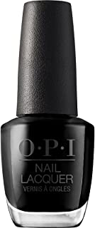 OPI Nail Polish Black Onyx, 15ml