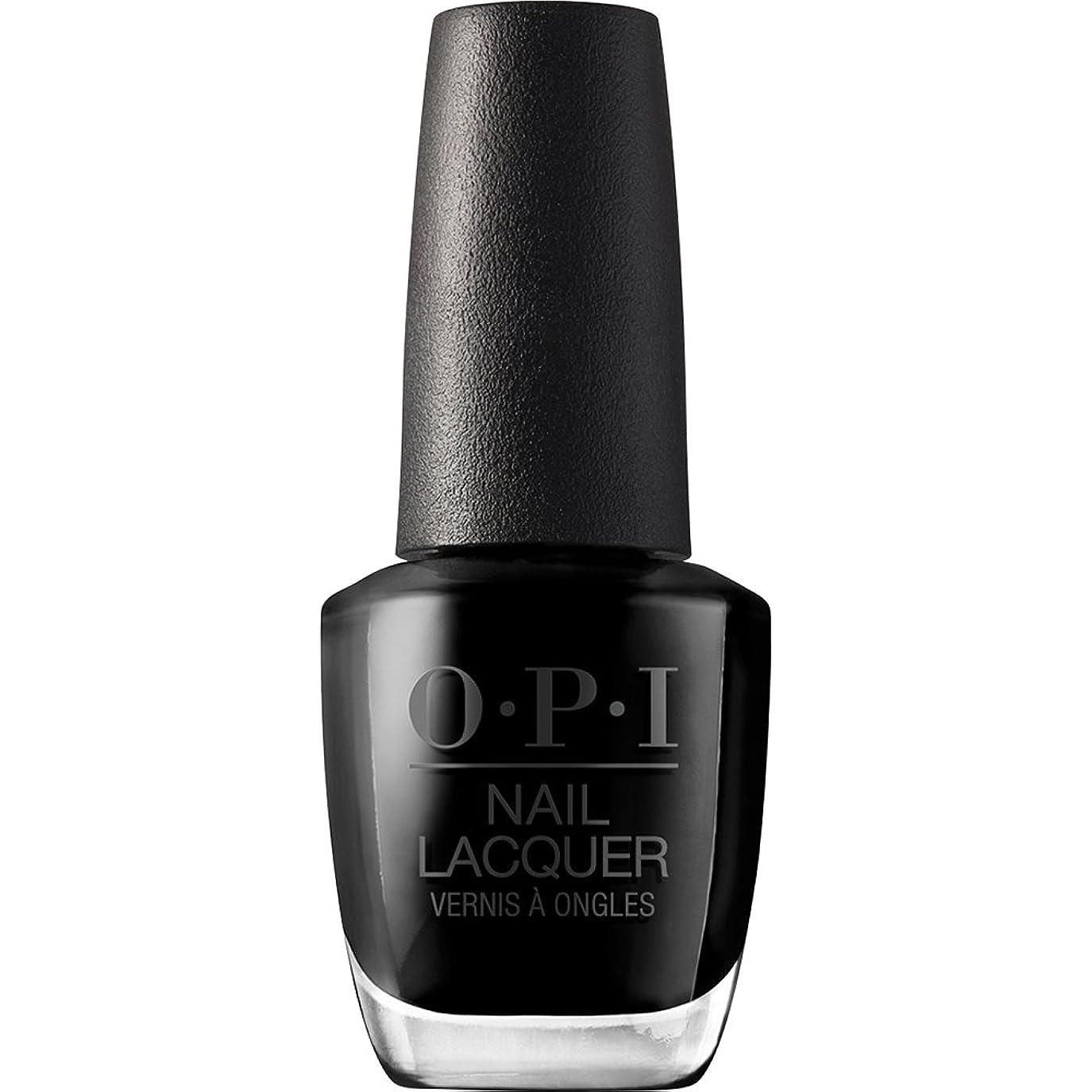 とても多くの事件、出来事振り向くOPI(オーピーアイ) NLT02 ブラック オニキス
