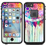 Teleskins Protective Designer Vinyl Skin Decals/Stickers Compatible with Lifeproof Fre iPhone 6 / 6S Case - Dream Catcher Painting - Design - only Skins and not Case