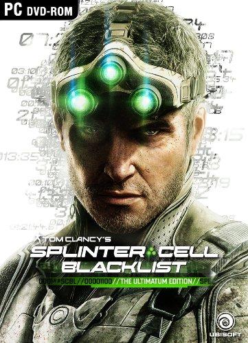 Tom Clancy's Splinter Cell Blacklist - Ultimatum Edition (exklusiv bei Amazon.de) - [PC]