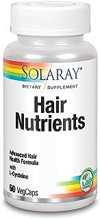 Solaray Hair Nutrients | 60 VegCaps