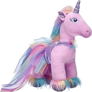 Build A Bear Workshop Pink Unicorn Fairy Friend Gift Set, 15 inches