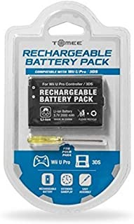 Hyperkin 3DS Console and WiiU Pro Controller Tomee Rechargeable Battery Pack