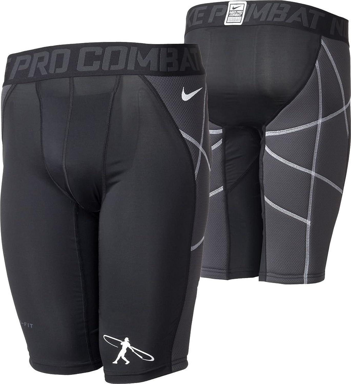 Nike Pro Hyperstrong Swingman Heist Slider Compression Baseball Shorts B01F46HAF2  Modisch