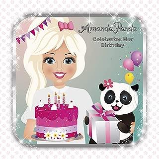 AmandaPanda Celebrates Her Birthday