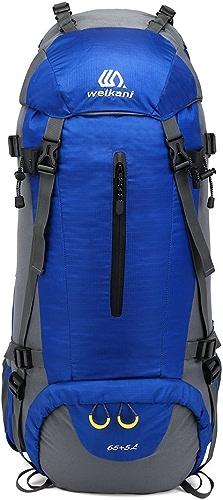 Camping Randonnée Voyage Sac à dos Alpinisme sac à dos haute capacité voyage en marchant Camping Camping loisirs voyage sac à dos Splash eau neutre multifonctionnel épaules adapté pour une utilisation