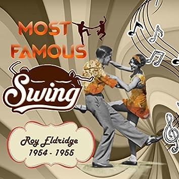 Most Famous Swing, Roy Eldridge 1954 - 1955