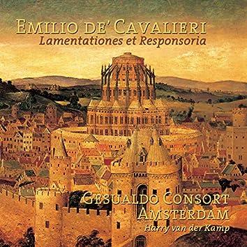 Cavalieri: Lamentationes Hieremiae Prophetae cum Responsoriis