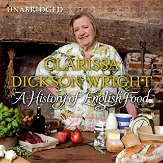 A History of English Food cover art