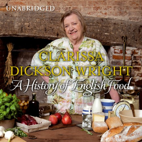 A History of English Food audiobook cover art