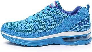Womens Fashion Lightweight Air Sports Walking Sneakers...
