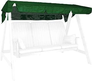 Angerer 9908/01 - Marquesina para columpio, color verde