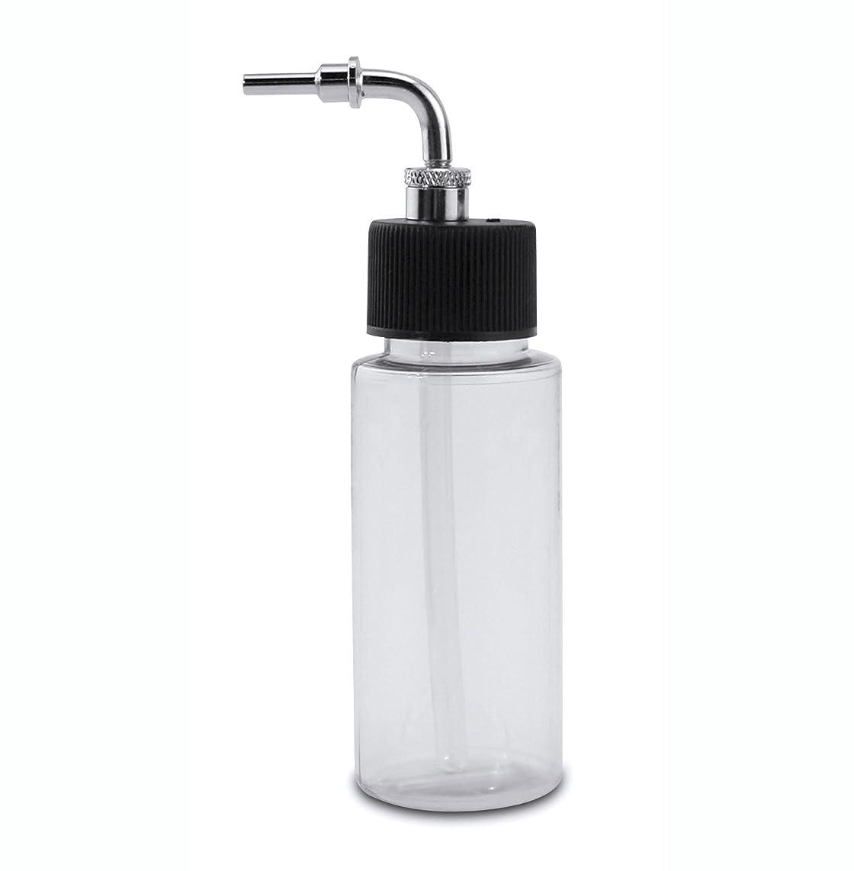 Iwata Clear Cylinder Sidefed Bottle 1Oz
