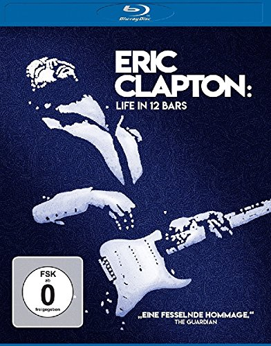 Eric Clapton - Life in 12 Bars [Blu-ray]