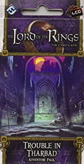 Lord of The Rings Trouble in Tharbad Living Card Game Living Card Game