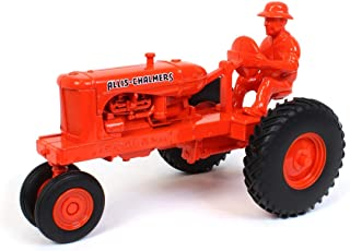 ERTL 75TH Anniversary 1:16 Scale Allis Chalmers Model WC Tractor with Farmer