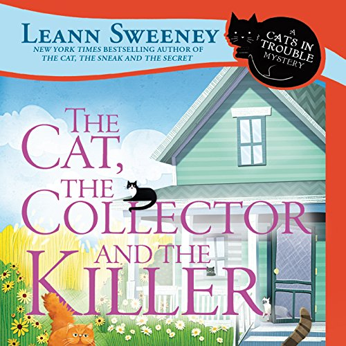 The Cat, the Collector and the Killer audiobook cover art
