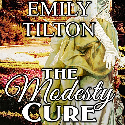 The Modesty Cure audiobook cover art