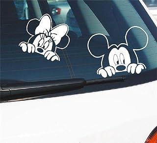 Suchergebnis Auf Für Mickey Mouse Aufkleber Merchandiseprodukte Auto Motorrad