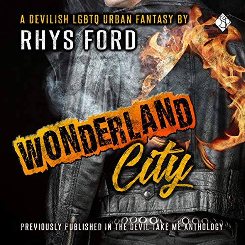 Wonderland City cover art