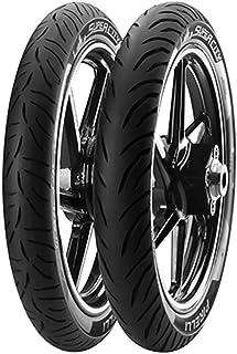 Par Pneu Cg Titan Cbx 100/90-18 + 80/100-18 Super City Pirelli