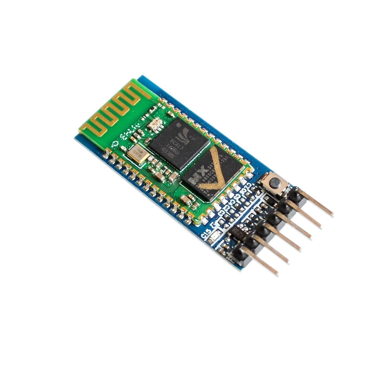 解明ビジョンセクションMayata 20セット/ロット JY-MCU アンチリバース、統合Bluetoothシリアルパススルーモジュール、ワイヤレスシリアル、HC-05、マスタースレーブ6ピン
