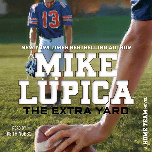 The Extra Yard audiobook cover art