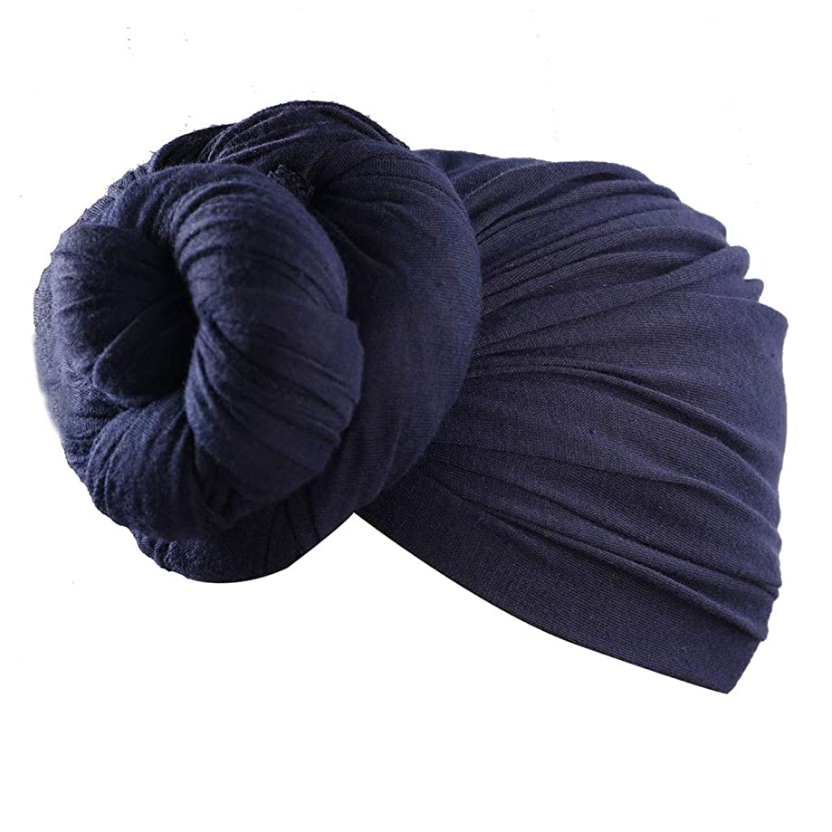 Stretch Jersey Turban Head Wrap, Urban Hair Scarf - Fantastic Soft, Extra Long, Good Price