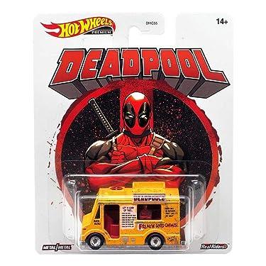 Hot Wheels Deadpool Chimichanga 164 Scale Vehicle