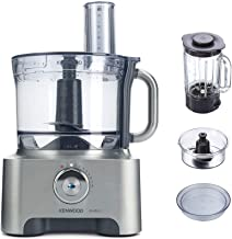 Kenwood FPM810 Multipro Sense Food Processor (Silver)