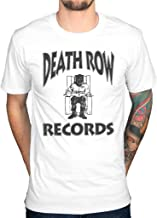 Official Death Row Records Logo T-Shirt