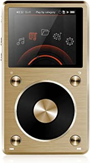 FiiO X5 (2nd Generation) High Resolution Music Player (Gold)