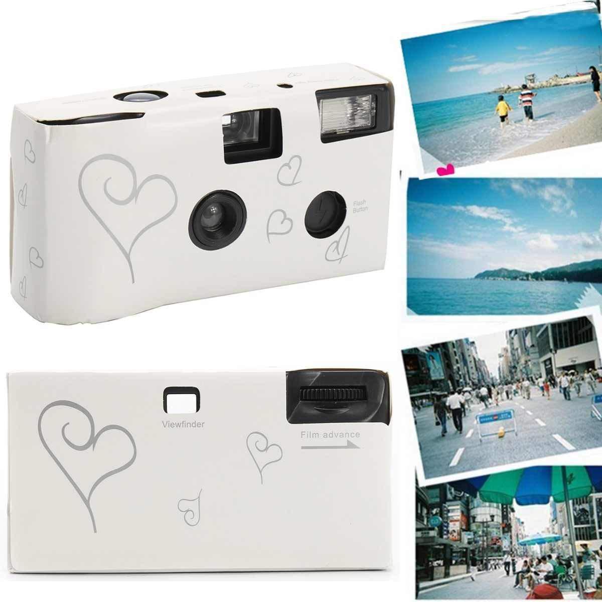 Film Sale Camera 36 Photos Max 64% OFF White Photo Use HD Power Flash One Single