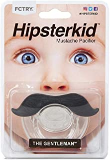hipster kid pacifier