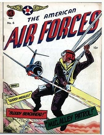 : Air Force Comics & Graphic Novels: Books