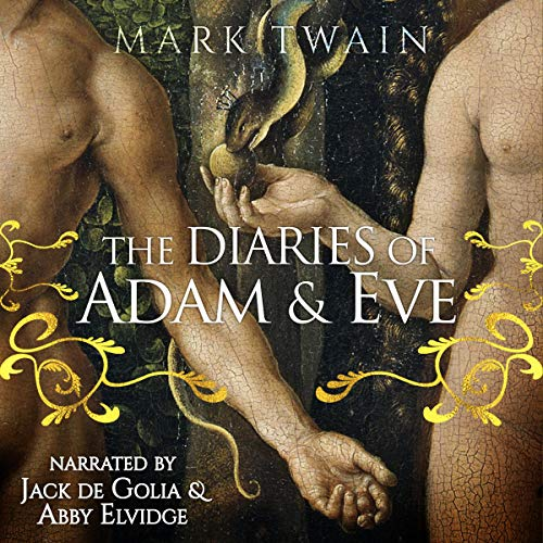 The Diaries of Adam & Eve audiobook cover art