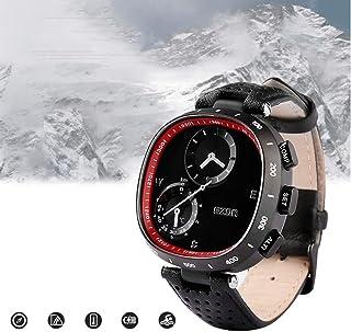 EnweTissu - EnweTissu Reloj Digital Hombre,Reloj Deportivo al Aire Libre,Profesional Correa de PU,Reloj Altímetro Barómetro Brújula,Al Aire Libre Aventuras,50M Sumergible,Puntero Multifuncion Reloj de Alpinismo